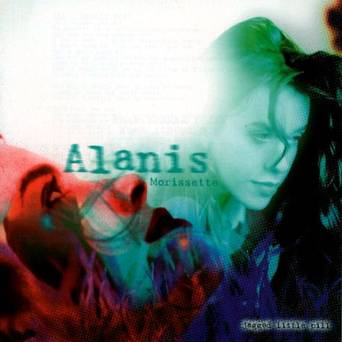 Alanis Morissette -jagged little pill