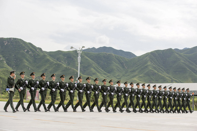 china-desfile militar