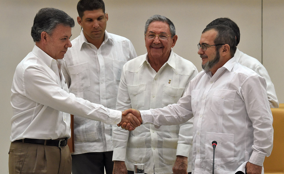 Colombia-FARC-cuba