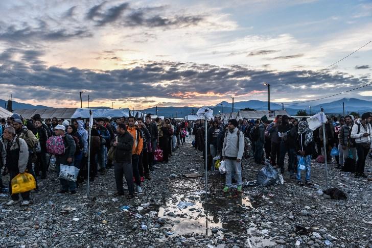 ARMEND NIMANI / AFP
