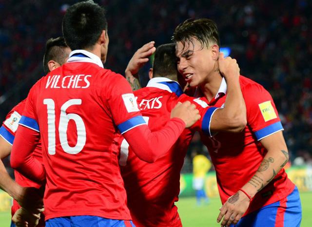 Chile-celebra