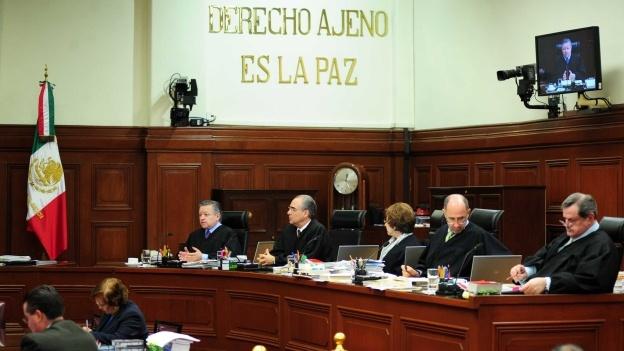 autoridades judiciales méxico