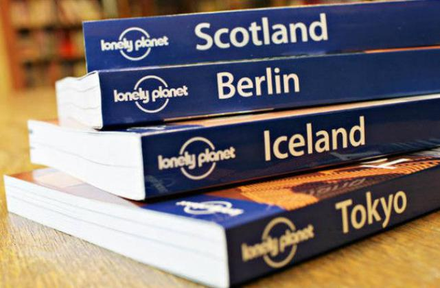lonely planet guia: