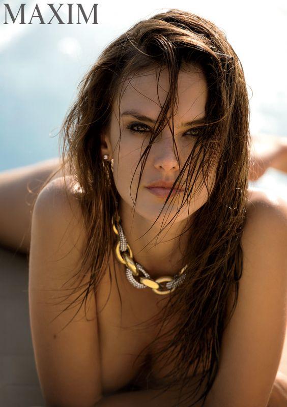 Alessandra Ambrosio - Maxim (10)
