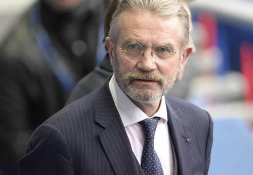 """Frederic Thiriez, principal promotor de la """"Asociación Mundial de Ligas"""" Foto: equipe.fr"""