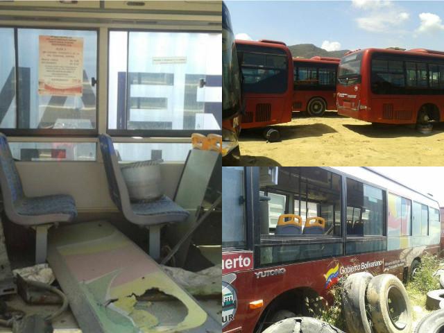 autobuses yutong