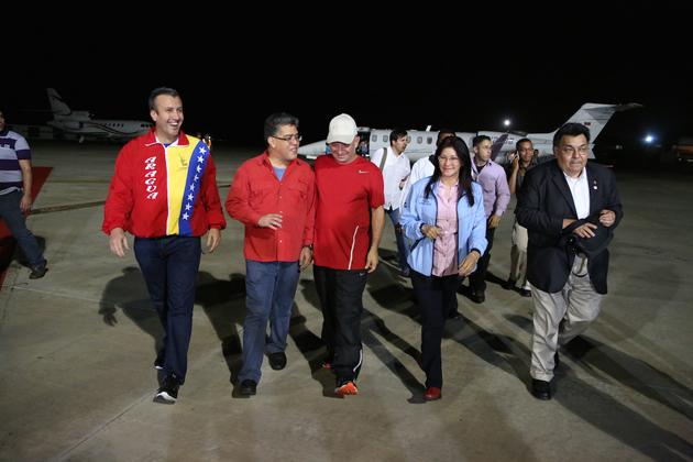 Foto: Gobernación de Aragua/Nota de prensa
