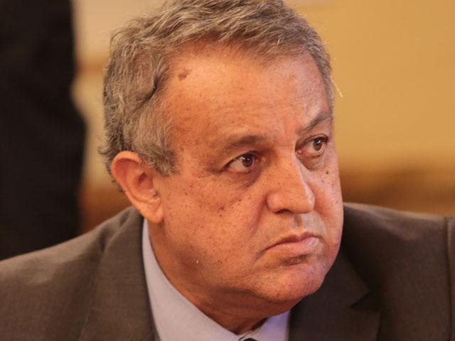 Presidente de Pdvsa: Eulogio del Pino