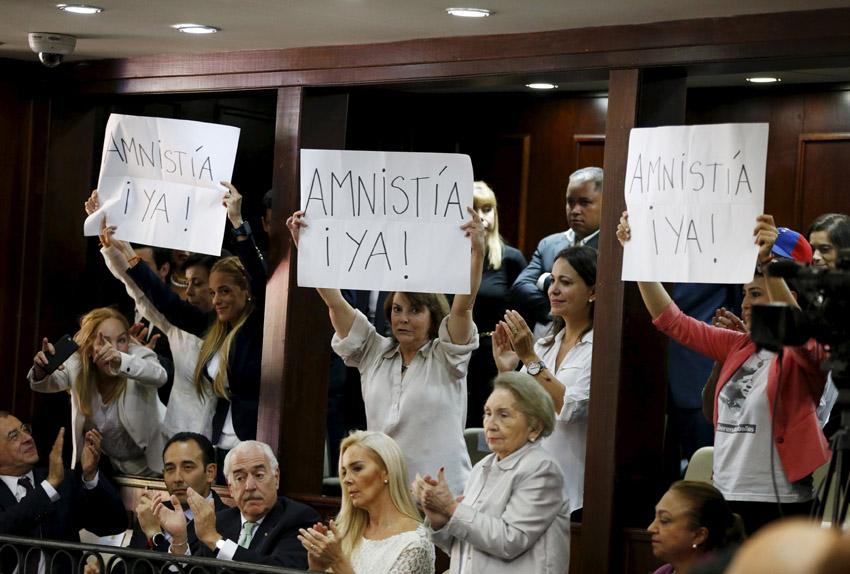 Resultado de imagen para lay de amnistía