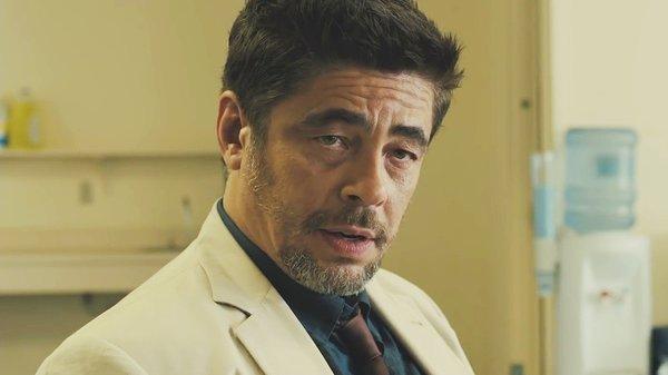 Benicio Del Toro - Mejor Actor secundario - Sicario