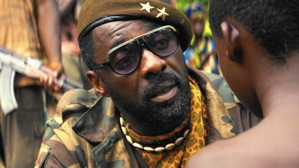 Idris Elba - Mejor Actor - Beasts of No Nation