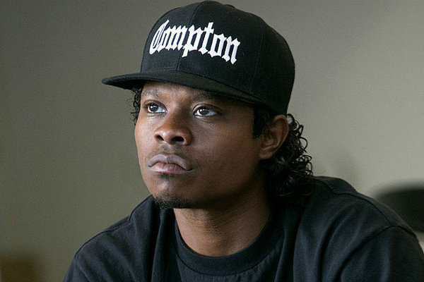 Jason Mitchell Mejor Actor secundario - Straight Outta Compton