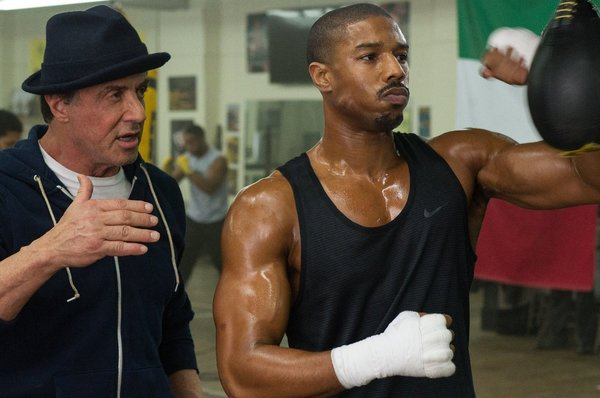 Michael B Jordan -Mejor Actor - Creed