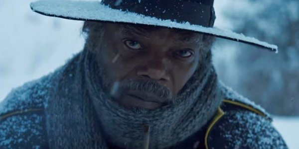 Samuel L Jackson - Mejor Actor - The Hateful Eight