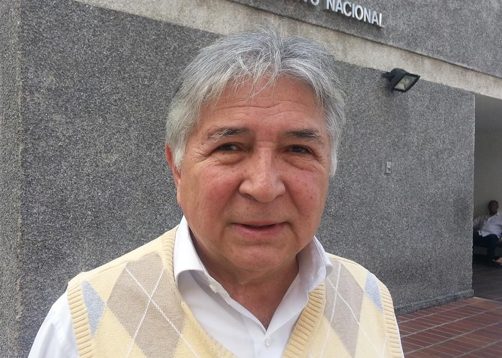 Embajador Gerson Revanales / Foto lapatilla,com