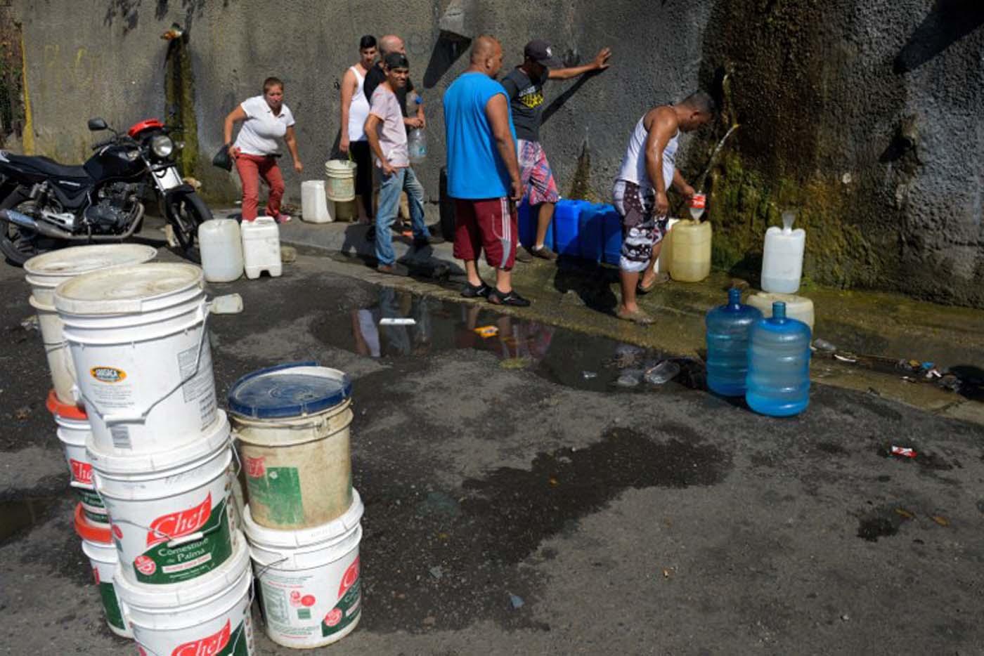 (Foto archivo AFP / FEDERICO PARRA)