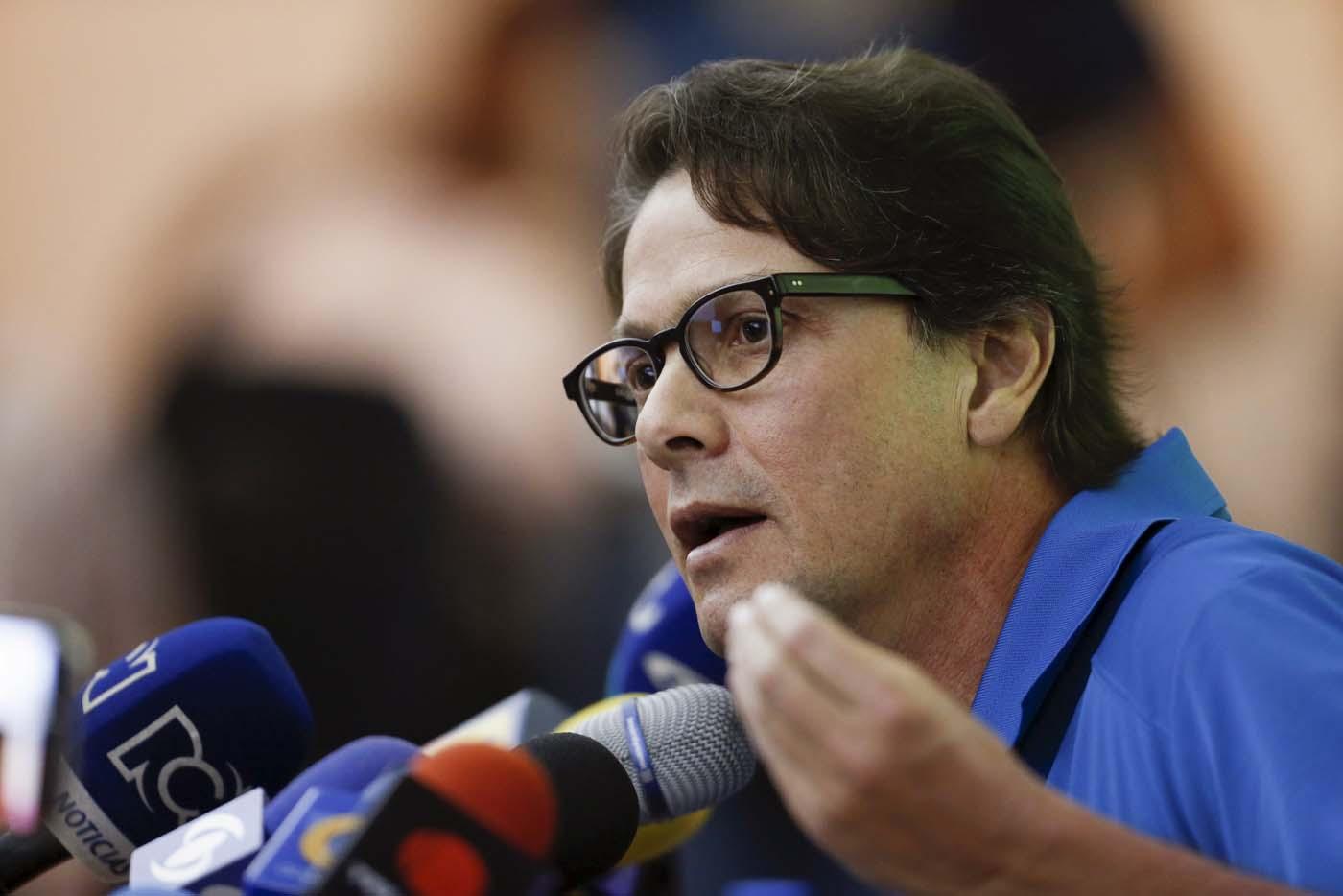 Lorenzo Mendoza, presidente de Empresas Polar (Foto Reuters)
