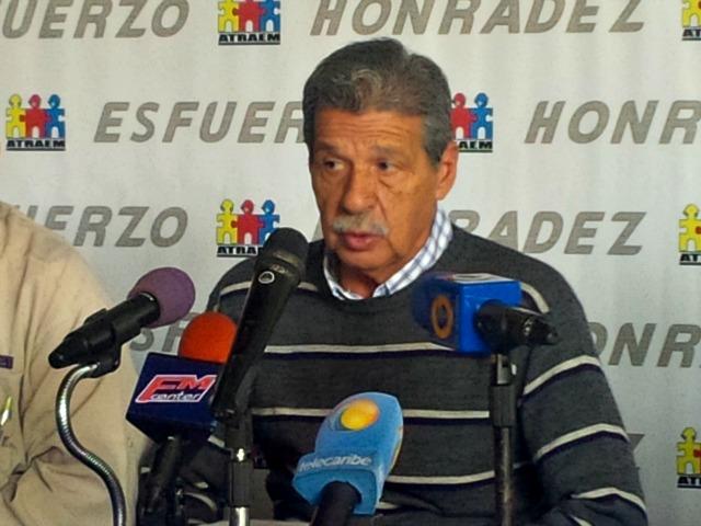 Foto: Alfredo Padilla / Nota de prensa