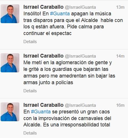 Isrrael Caraballo