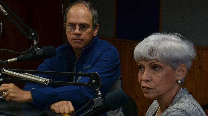 Foto:  Juan Maragall y Maritza Landaeta / Exitosfm.com