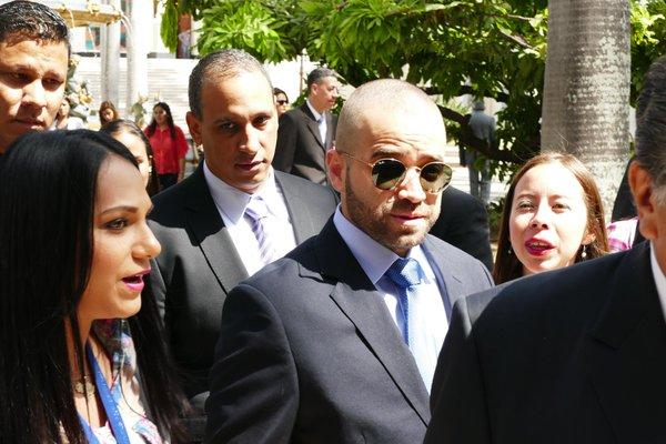 Nacho Asamblea Nacional