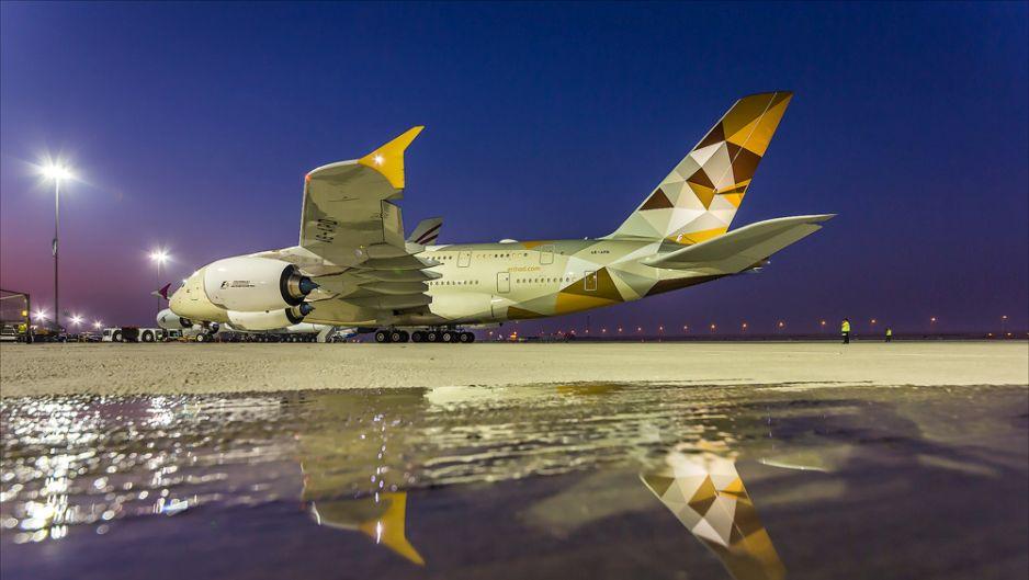 Etihad Airways0