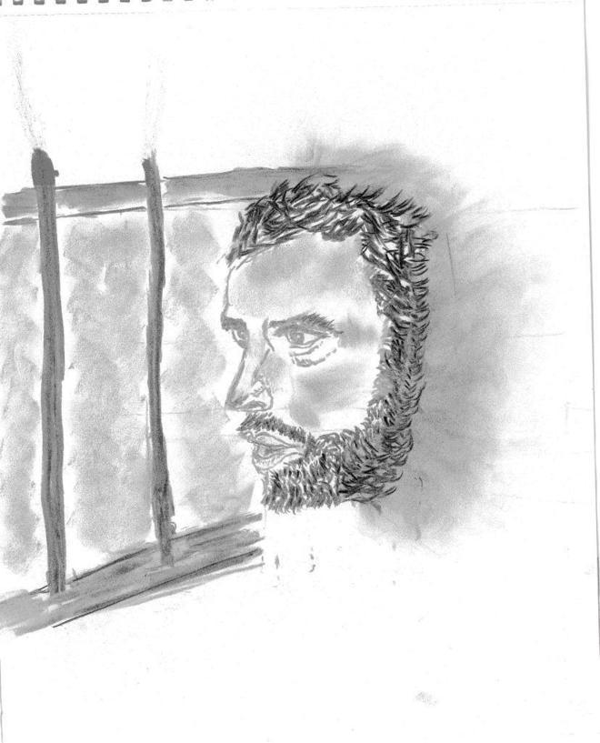 """""""Las condiciones de Leopoldo en cárcel han empeorado mucho y ahora son distintas a las que se describen en el libro"""" Diana López, hermana de Leopoldo López"""