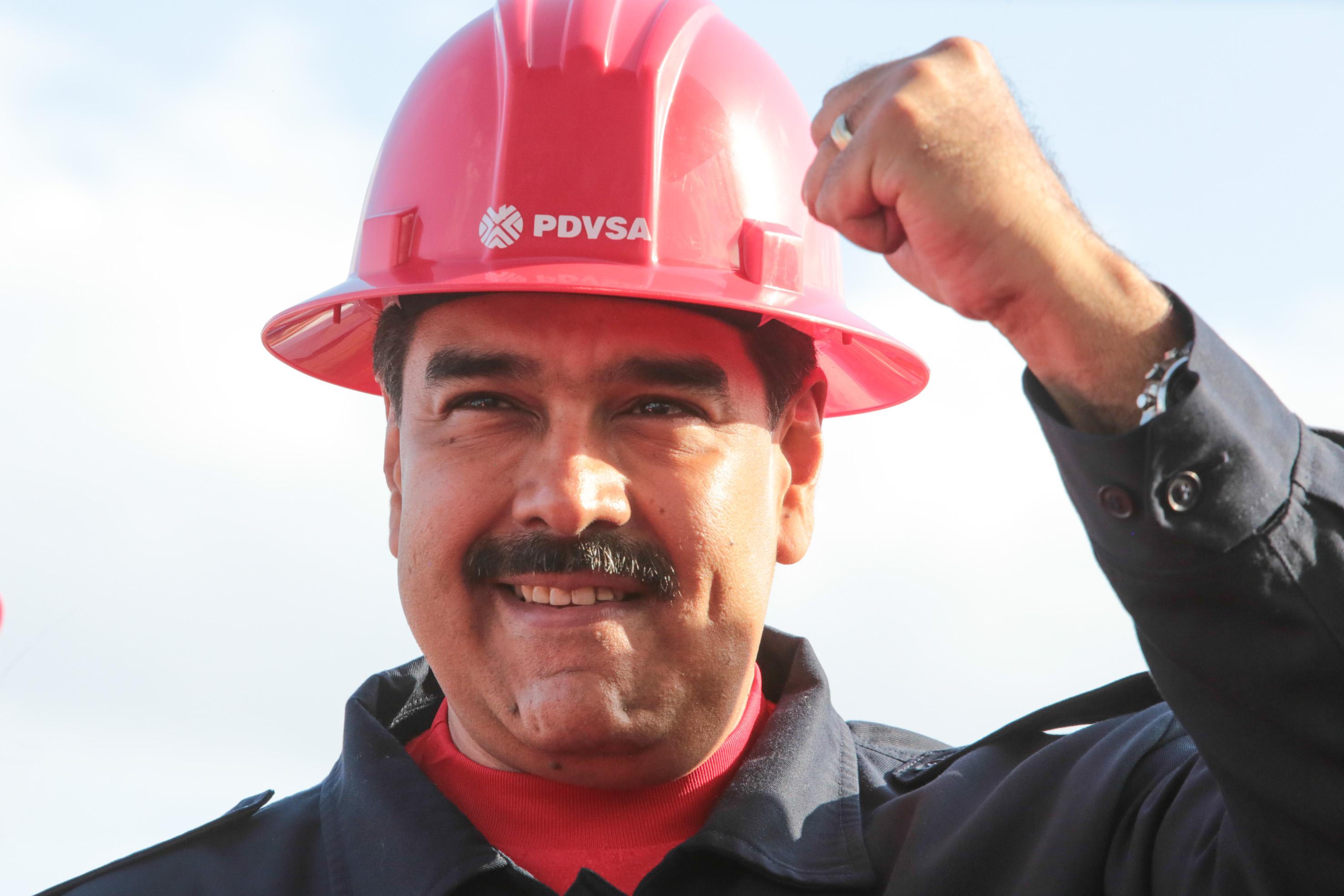 Maduro-pdvsa