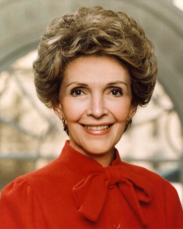 nancy reagan 1