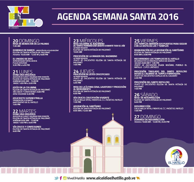 agenda de marzo-02
