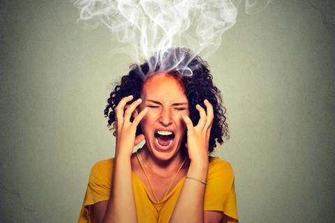 rabia ira rencor molestia