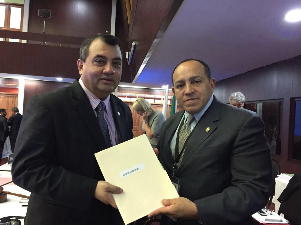 Diputado Jose Sanchez Mazuco