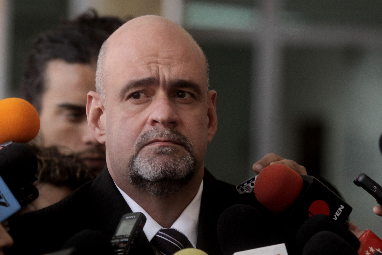 Francisco Ameliach, gobernador del estado Carabobo. Foto: AVN