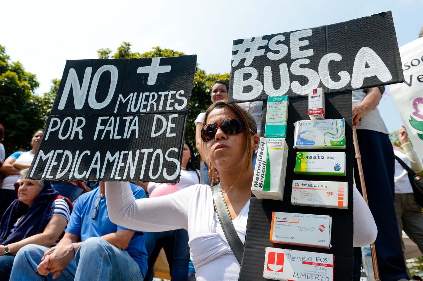Resultado de imagen para Médicos PROTESTAN VENEZUELA