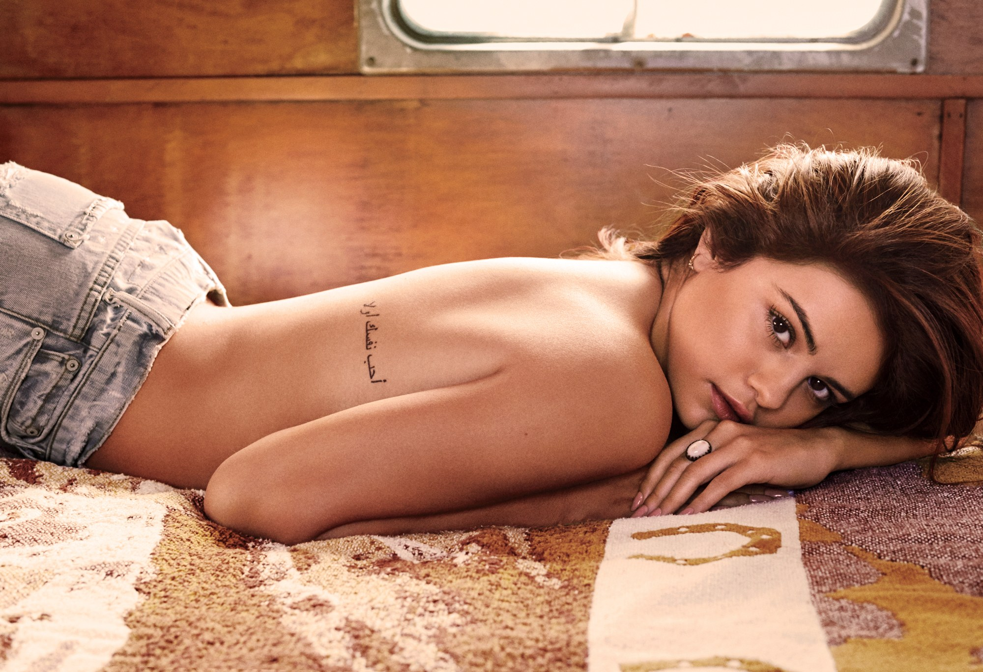 Selena Gomez by Victor Demarchelier - GQ (1)