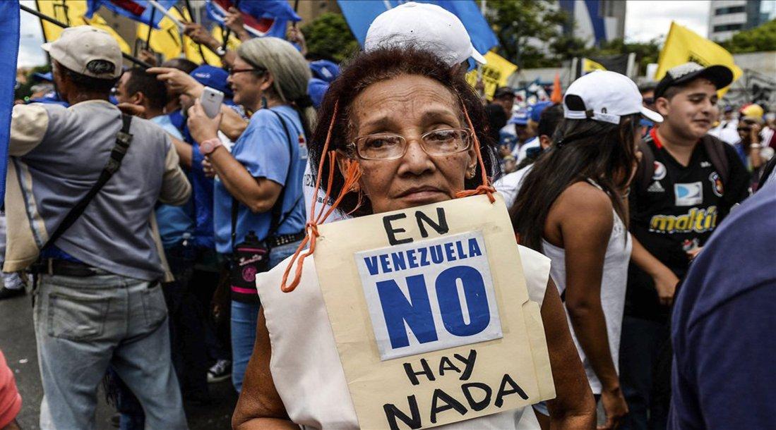 EscasezVenezuela