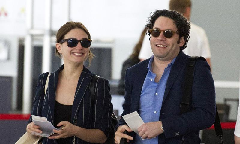 No dejes de ver las sexys fotos de la nueva novia de Gustavo Dudamel