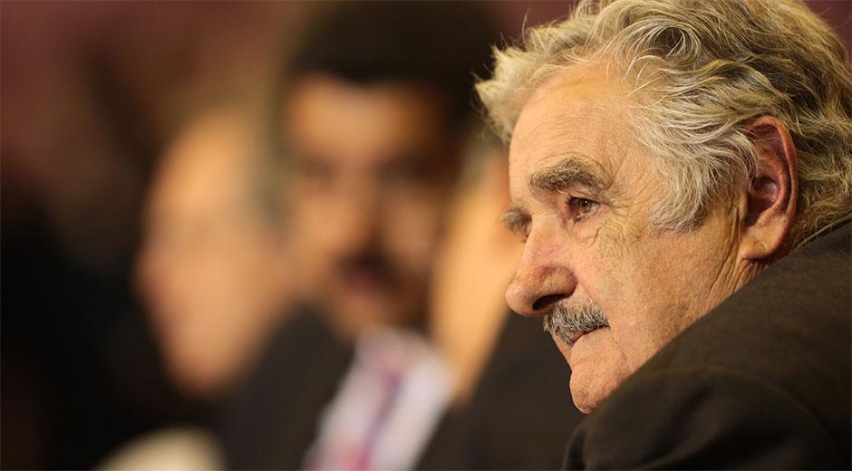 Para Pepe Mujica Maduro