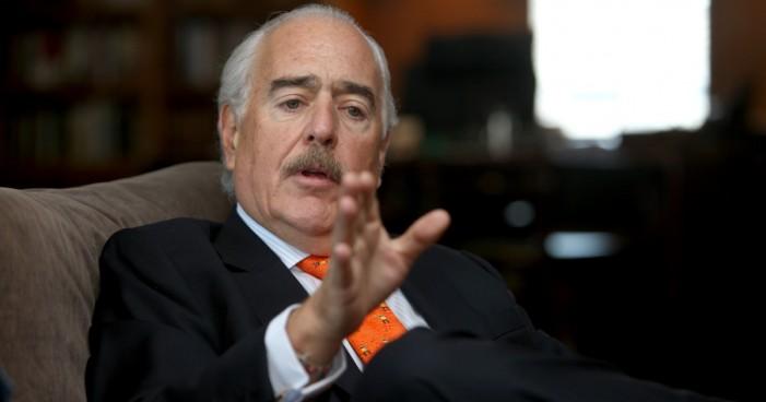 Expresidente de Colombia, Andrés Pastrana (Foto archivo)