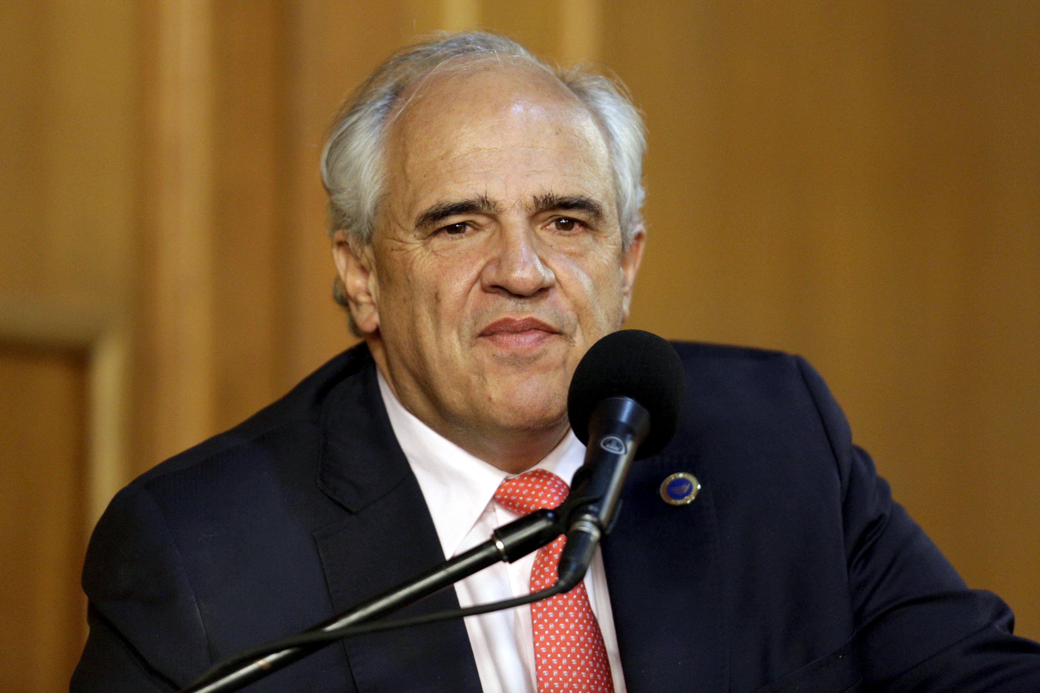Ernesto Samper, secretario de Unasur (Foto Reuters)