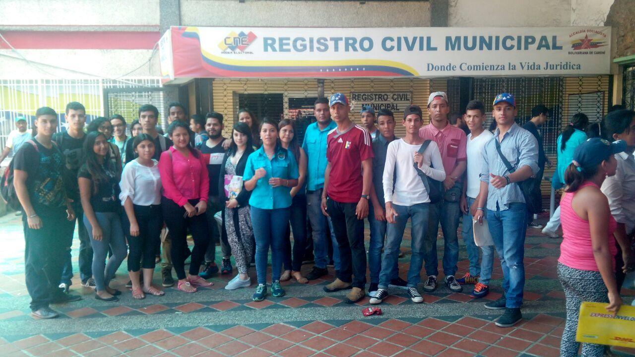 Juventud LCR