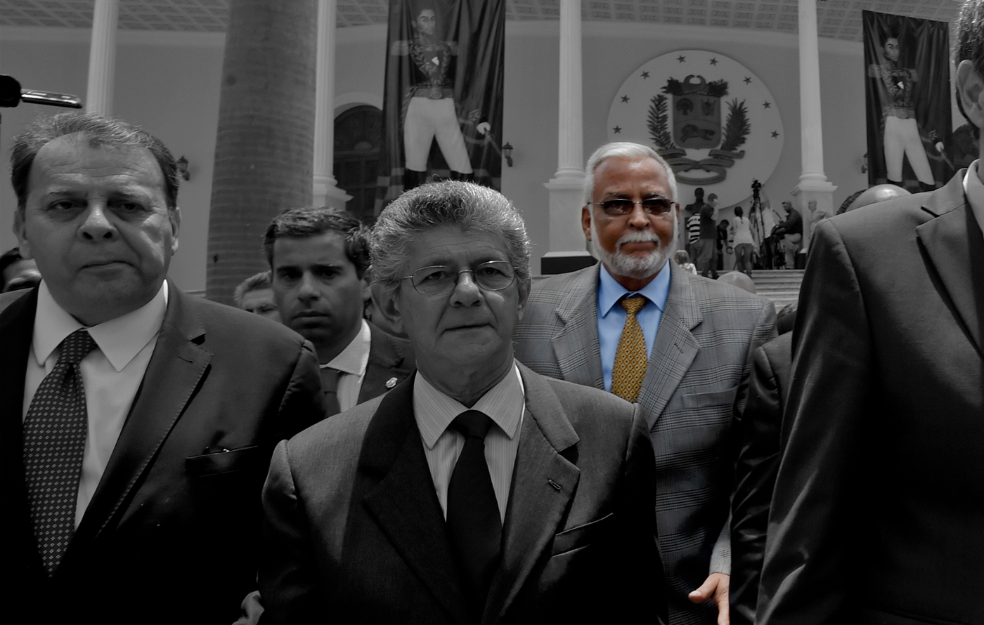 Coromoto Rodríguez, jefe de seguridad de Henry Ramos Allup