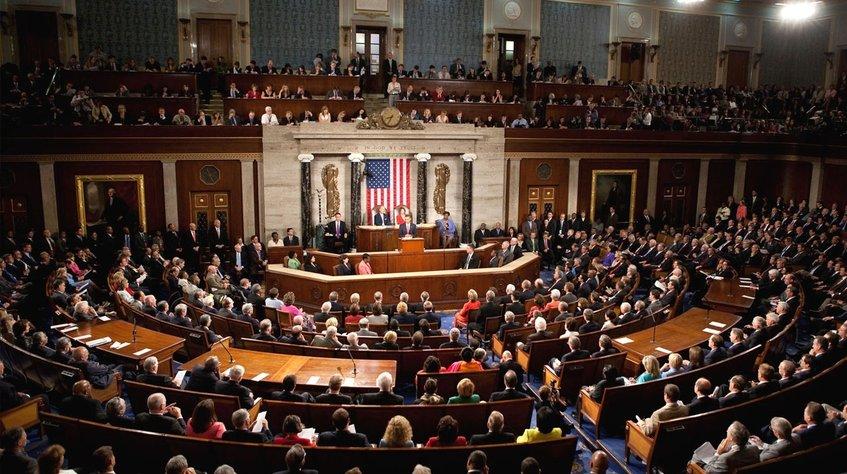 Resultado de imagen para congreso de EEUU