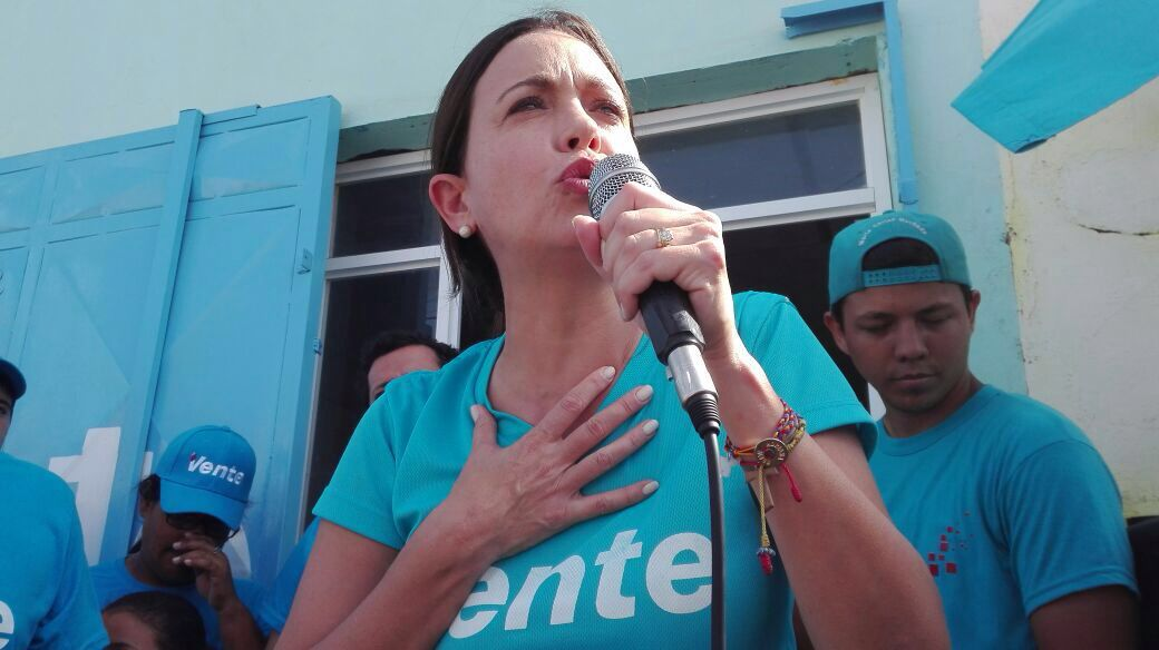 MariaCorinaMachado-Vente-Venezuela