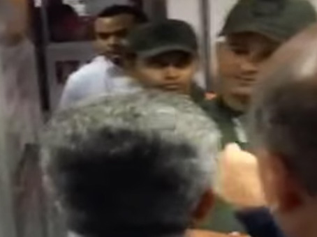 Vzla:Ya nadie les tiene miedo... Ramos allup a militar