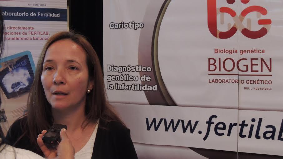 Doctora Lisbeth García