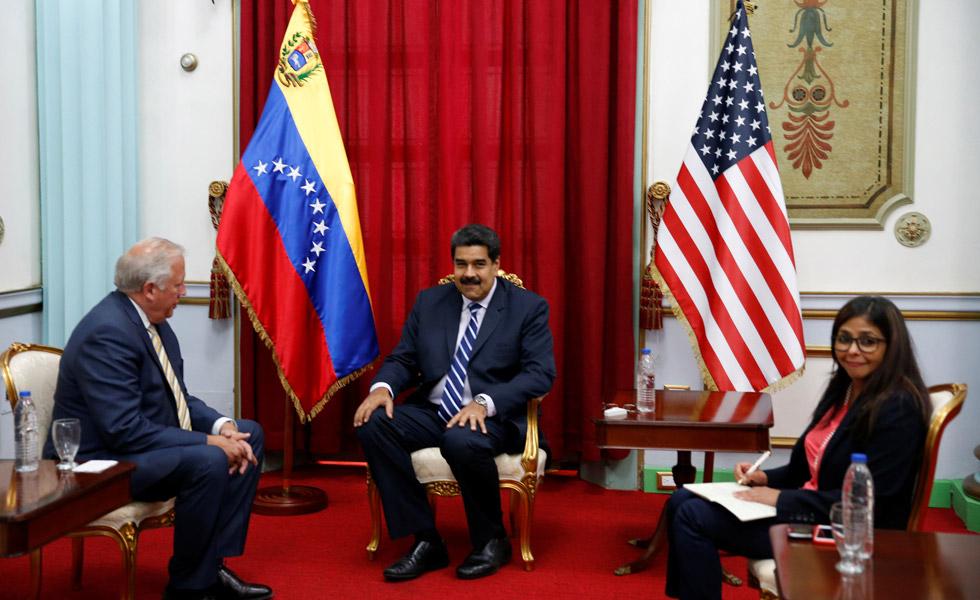 Senador Cruz detalla a Kerry abusos de Maduro durante visita de Shannon a Venezuela: Exige respuestas