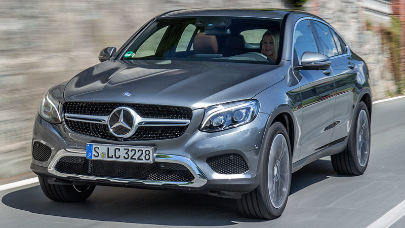Mercedes benz glc coup una evoluci n del glc m s gil en for Mercedes benz glc precio