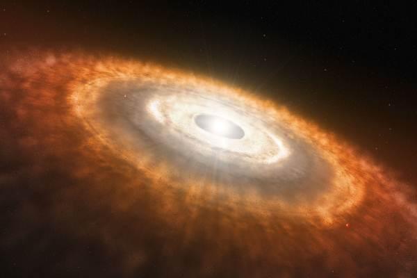 discoprotoplanetario