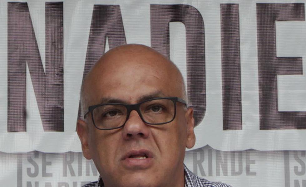 El alcalde de Libertador Jorge Rodríguez